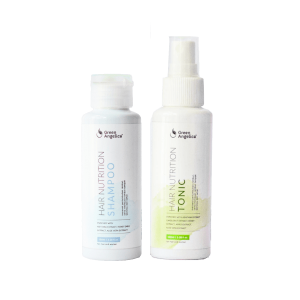 Green Angelica Hair Nutrition Combo 2