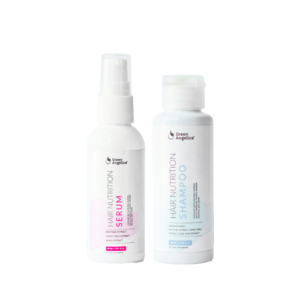 Green Angelica Hair Nutrition Combo 3